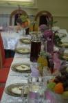 Nakrycie stołu - Osiemnaste urodziny